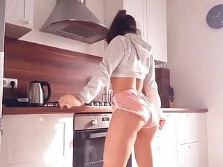 Sexy lingerie au Au cafe