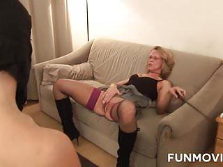 Bondage granny Leg Restraints