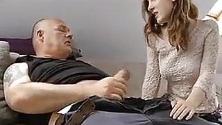 young redhair fucked by stepdad best friend 2