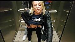 Ficken im Aufzug