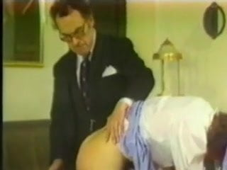 Naughty Nieces 1985 spanking