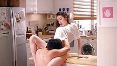 Korean Celebrity Ha Joo-Hee Sex Scenes - Love Clinic (2015)