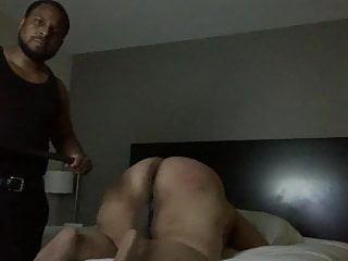 Belt spanking porn Belt spanking for bbw big butt hot pussy slut