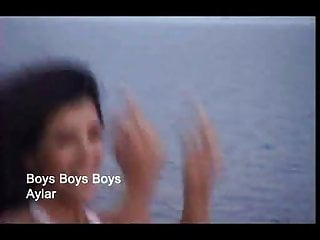 Ayler lie porn - Aylar lie - boys boys boys - music video