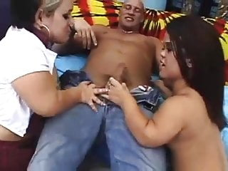 Midgets fucking babysitter A guy fuck two midgets.