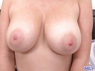 Bbw super huge tit tubes - Milftrip huge tit milf gives super blowjob with oozing facia