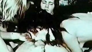 Vintage Linda Lovelace Threesome - 8mm Loop Reel