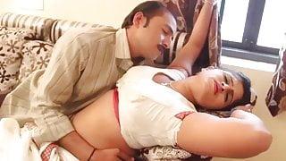 Indian surekha  aunty with old man hardcore sex