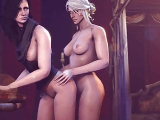 Miley cirys upskirt Ciri does yennefer