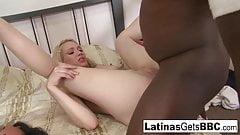 Latina compilation brought to you by Latinas Get BBC