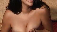 small tits nipple play