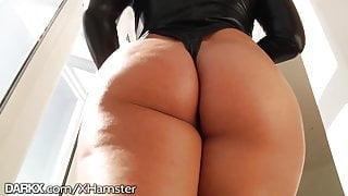 Darkx keisha grey interracial anal
