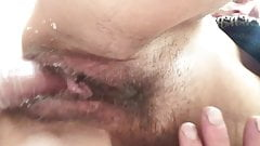 hairy tight pussy fast orgasm