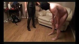 Nasty Ballbusting Mistress Alani