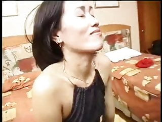 Asian girl f1 - Janet this asian girl loved this big black cock