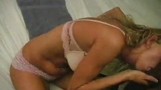 Wife Gina first black COCK