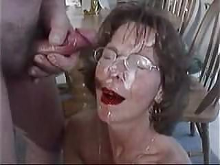 Ultimate male sex toy - Mature facials the ultimate compilation 1