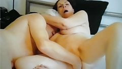Daddy and wife fuck on cam