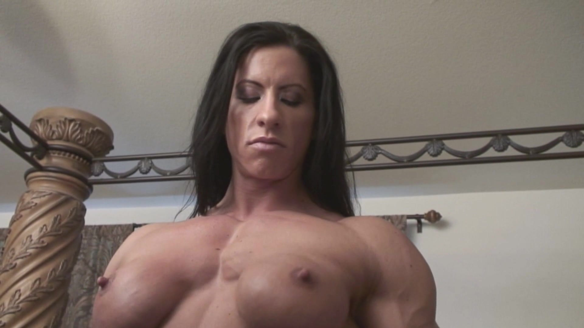 3d Female Muscle Growth