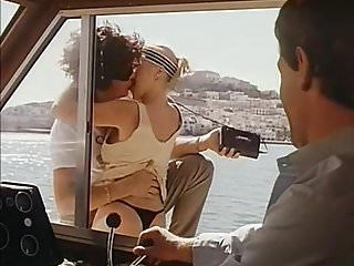 Shipping sucks Ship scene from vacances a ibiza 1981 with marylin jess