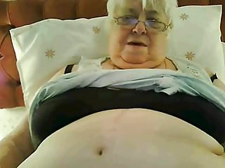Lingerie size womens Super-sized 80y.o. british granny in black lingerie