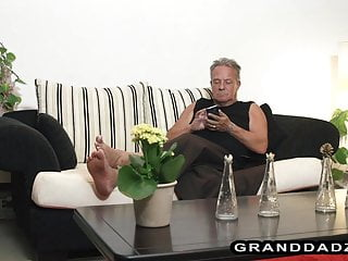 Mensing sore breasts Sore after work,busty niece wants some cock from granddad