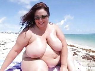 Shaunie oneal in bikini - Busty latina milf bbw in bikini fucked by stud