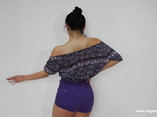 Japanese bikini teen models video clips Angela model