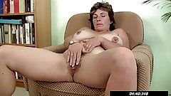 42 yo Busty Mom Miroslava Fingering At Home