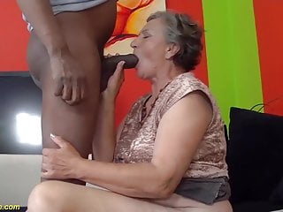 Nude grannies blowjob 80 80 years old granny first time interracial fucked
