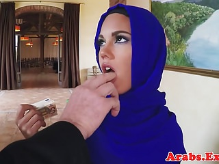 Womem muslim escort - Muslim beauty fucks for cash