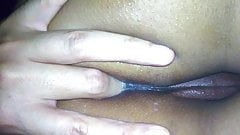 ass fingered girlfriend