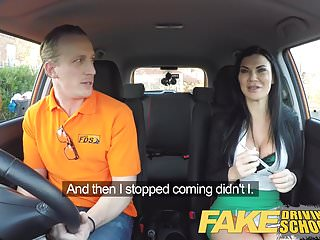 Increase femal sex drive Fake driving school male learner fucking his female examiner