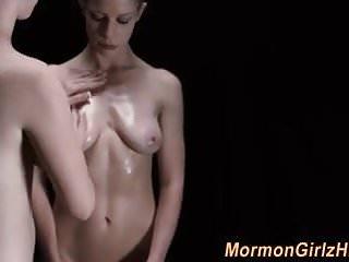 Mormon girls sex videos - Kinky mormon babes toyed