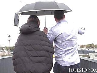 Tour bustys big tits Jules jordan - malena goes on the paris anal tour