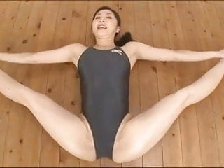 Japanese sex practices Cute japanese girl flexi practice