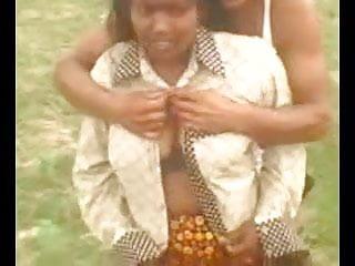Boob tube 4 - Desi indian big boob aunty captured outdoor part 4