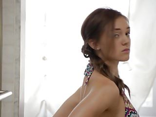 Bikini seductive model Tessa harnetiaux - lethal seduction