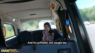 Fake Taxi – Tattooed Babe Megan Inky Loves Hard Rough Sex