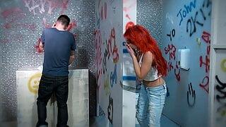 Bang me in the Bathroom British UK Milf