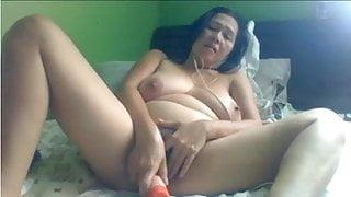 Filipino granny 58 fucking me stupid on cam. (Manila)3