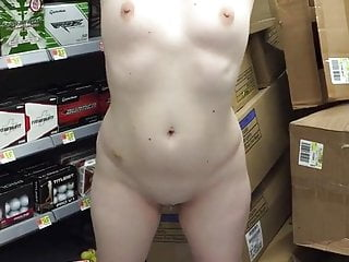 Naked in public gay Naked in public at walmart