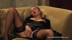 Lesbian Madame Moans And Orgasms From Hard Fingering