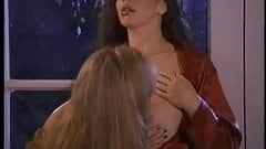 Two sexy lesbian stunners suck each others hairy pussy