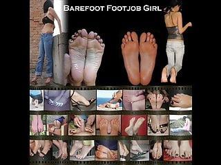 Jean barefoot fetish - Barefoot shoes