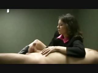 Pressure on penis dorsal vein Massive high pressure cum blast