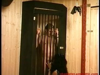 Paris hilton gets fucked in jail Slave in jail gets great blowjob and fuck