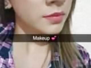 Facial peel make-up Make up
