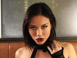 Her willing flesh his throbbing cock Asian goddess pegging her willing slave