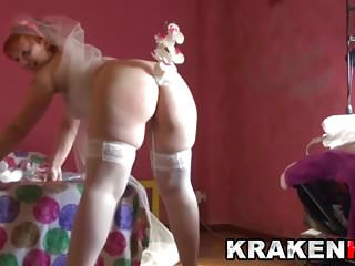 Chuby gay - Chuby bride in x video from krakenhot